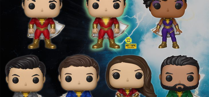 Funko Coming Soon: Shazam Pop!