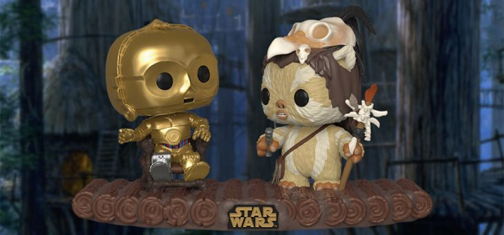 Funko Star Wars: Return of the Jedi Movie Moment! Encounter on Endor