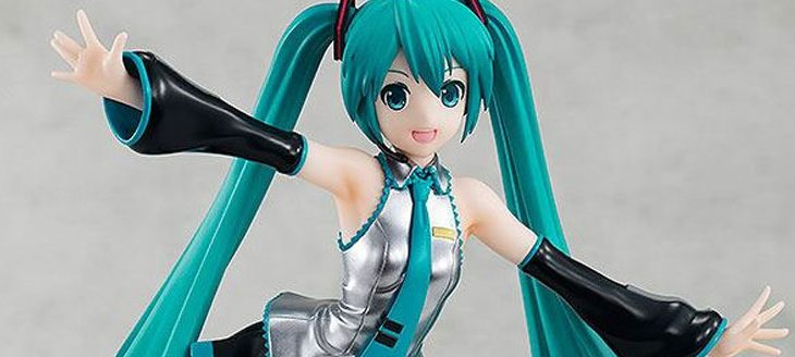 Character Vocal Series 01 PVC Statue Pop Up Parade Hatsune Miku 17cm
