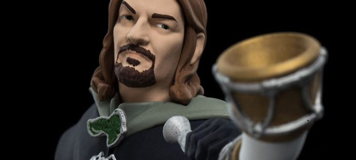 Lord of the Rings Mini Epics Vinyl Figure Boromir