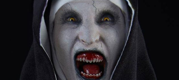 The Conjuring 2 Action Figure 1/6 The Nun