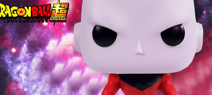 Funko Dragon Ball Super Pop! Vinyl Jiren Exclusive