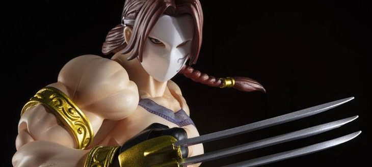 Street Fighter S.H. Figuarts Action Figure Vega 16cm
