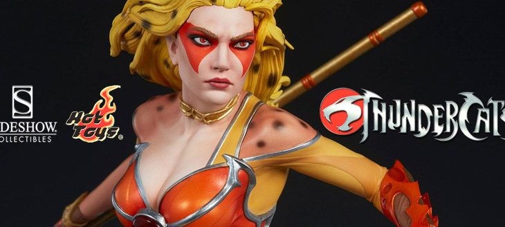 ThunderCats Statue Cheetara 39cm Hot Toys
