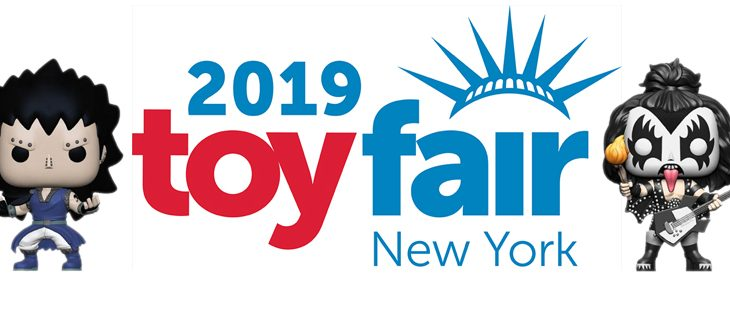 Toy Fair New York 2019 Funko Reveals