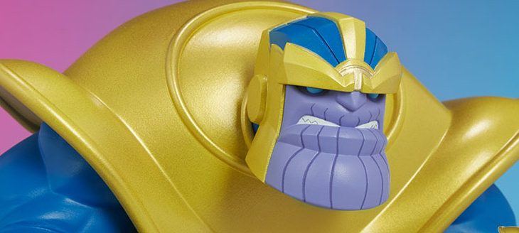 The Mad Titan Designer Toy by Unruly Industries and Joe DellaGatta