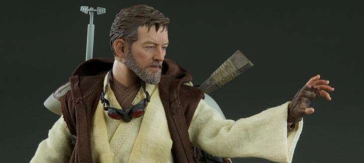 Obi-Wan Kenobi Sixth Scale Figure by Sideshow Collectibles Mythos
