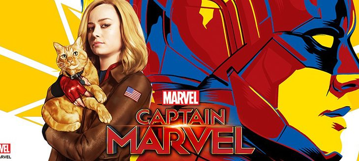 Captain Marvel Mugs