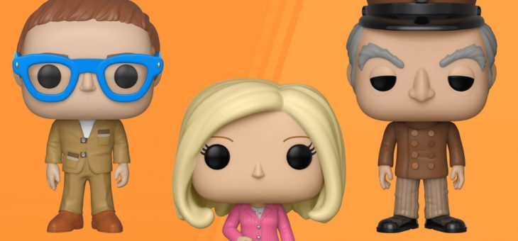 Funko Thunderbirds Pop!
