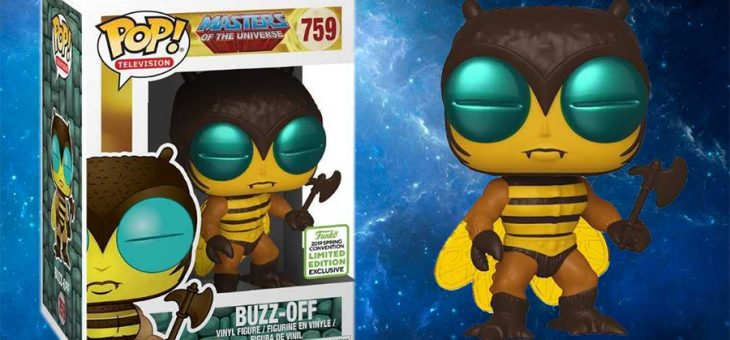 Funko ECCC 2019 Forbidden Planet International Exclusive Pop!s