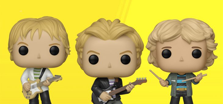 Funko Pop! Rocks: The Police