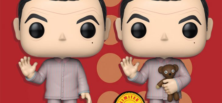 Funko Pop! Vinyl Mr.Bean in Pajamas