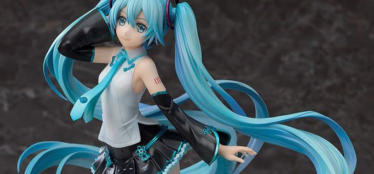 Character Vocal Series 01 Statue 1/8 Hatsune Miku V4 Chinese Ver. 25cm