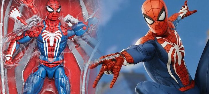 Marvel Legends Gamerverse Action Figure 2019 Spider-Man 15cm