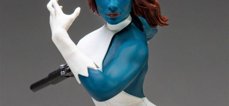 Marvel Comics BDS Art Scale Statue 1/10 Mystique 19cm