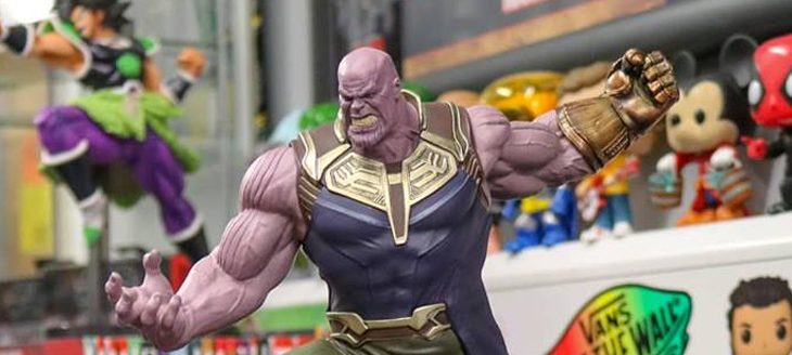 The Avengers: End Game 1/10 BDS Art Scale Thanos Statue