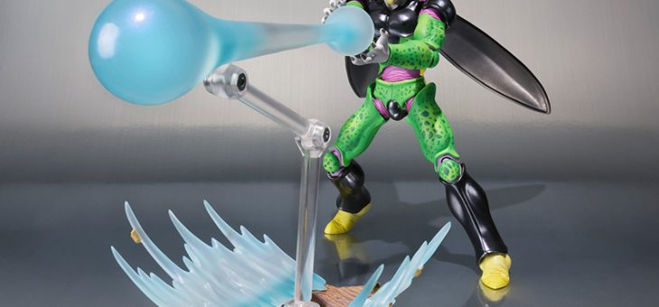 Dragonball Z Perfect Cell Premium Colour Figure