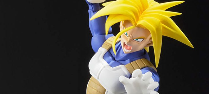 Dragon Ball Z Trunks Super Saiyan Figure
