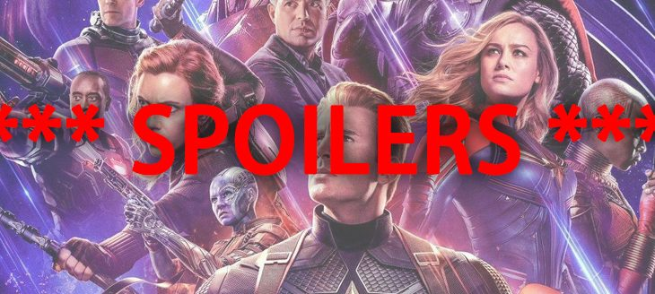 Forbidden Planet International Podcast Bonus Episode Avengers Endgame Review – SPOILERS!!!