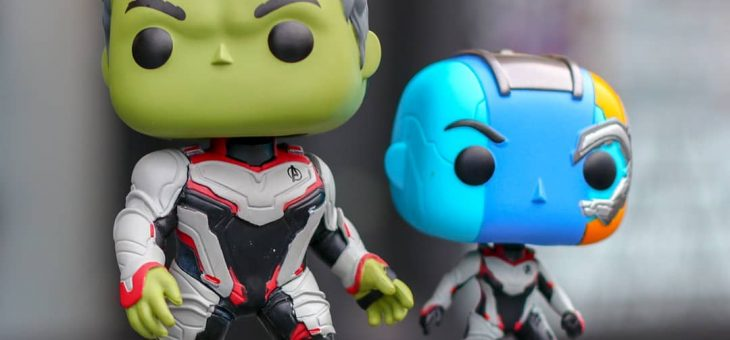 Funko The Avengers: End Game Pop! Vinyls