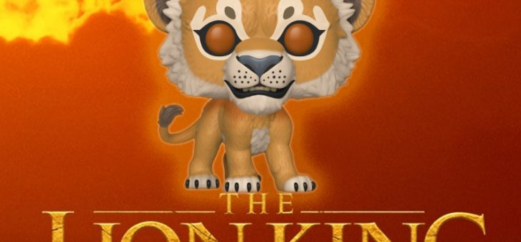 Funko POP Disney: The Lion King 2019