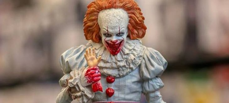 Deluxe Art Scale 1:10 Statue – Pennywise