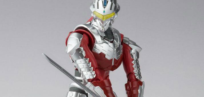 Ultraman S.H. Figuarts Action Figure Ultraman Ver7 (The Animation) 16cm