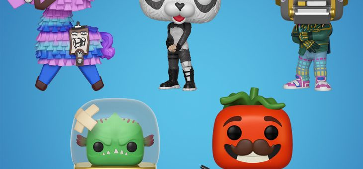 Funko Pop! Games: Fortnite