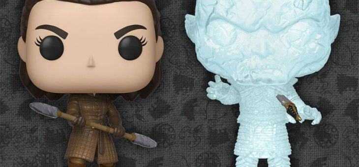 Funko Pop! TV – Game of Thrones Arya & Night King