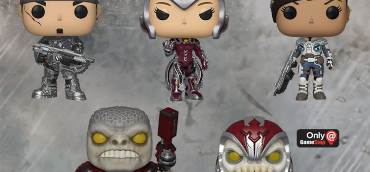 Funko Pop! Games: Gears of War