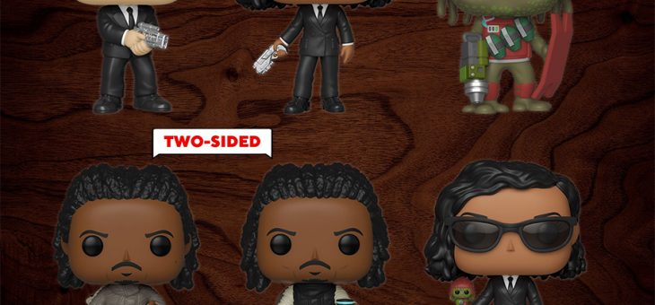 Funko Pop! Movies: Men in Black International