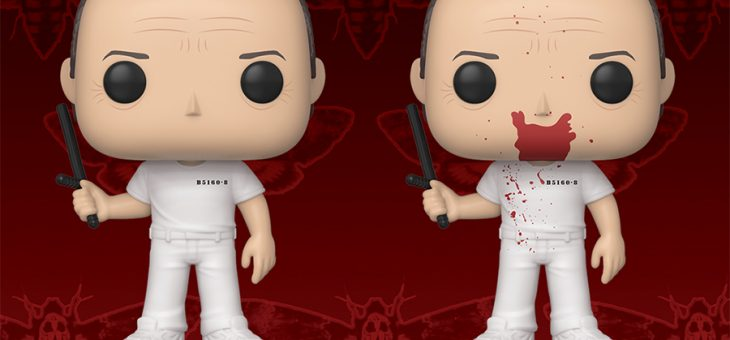 Funko Pop! Movies: Silence of the Lambs