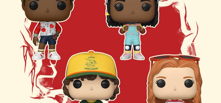 Funko Pop! TV: Stranger Things Season 3