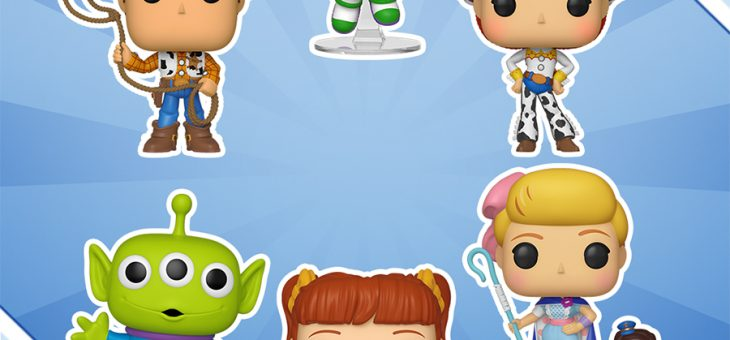Funko Toy Story 4