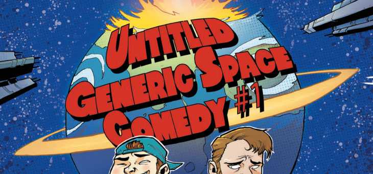 Untitled Generic Space Comedy – Review by Matt Wells