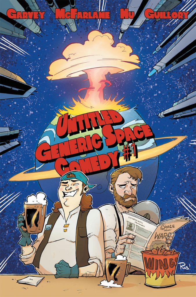 Untitled Generic Space Comedy 8211 Review By Matt Wells