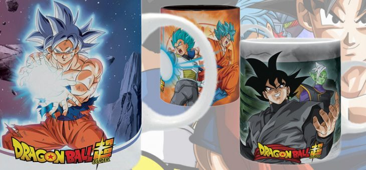 DRAGON BALL SUPER Mugs – 320 ml