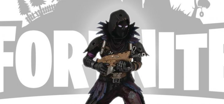 Fortnite: Deluxe Action Figure: Raven