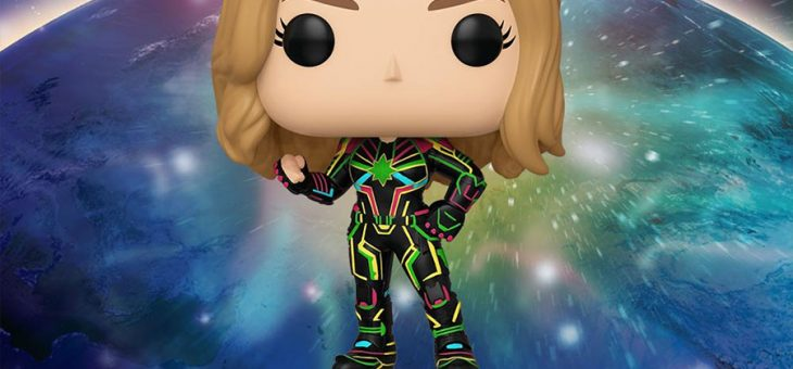 Pop! Marvel Studios' Captain Marvel