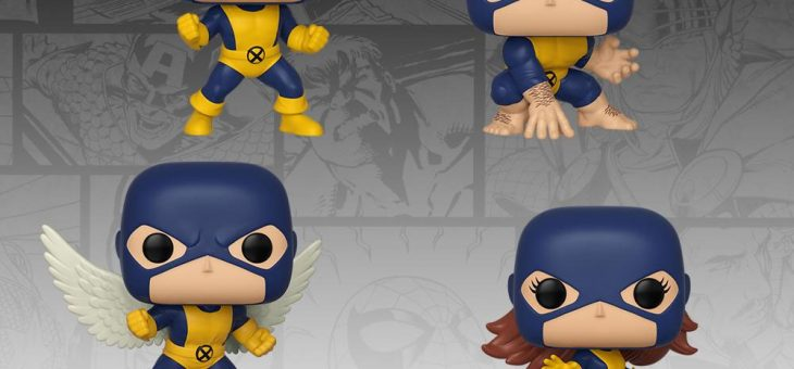 Pop! Marvel: 80th X-Men