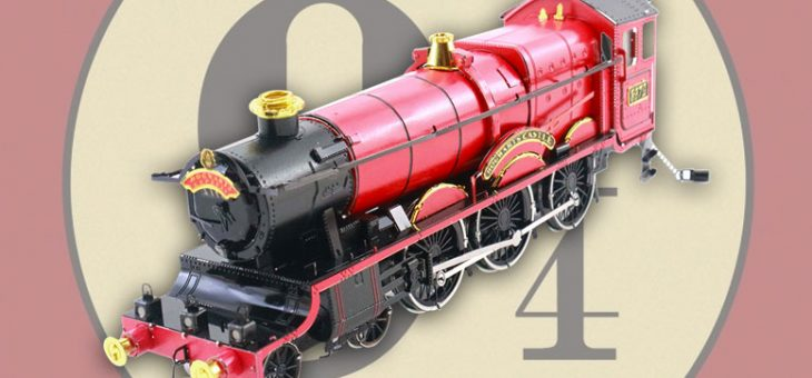 Metal Earth: Harry Potter  ICONX Hogwarts Express