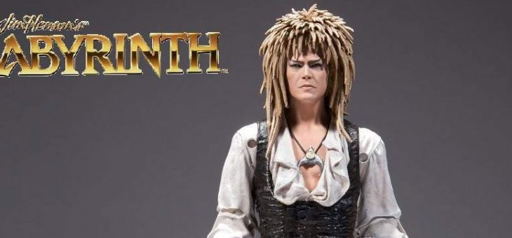 "Labyrinth ""Dance Magic"" Jareth 7″ Action Figure McFarlane Toys"