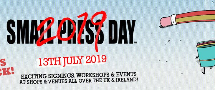 Small Press Day 2019 – Manchester Store