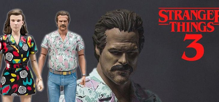 Stranger Things Series 4 7″ Figures