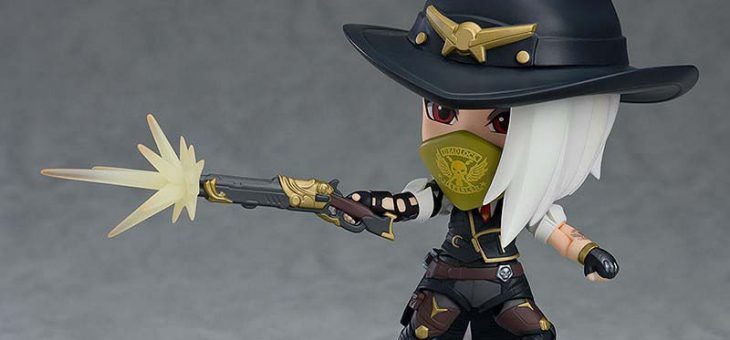 OVERWATCH – Nendoroid Ashe: Classic Skin Edition