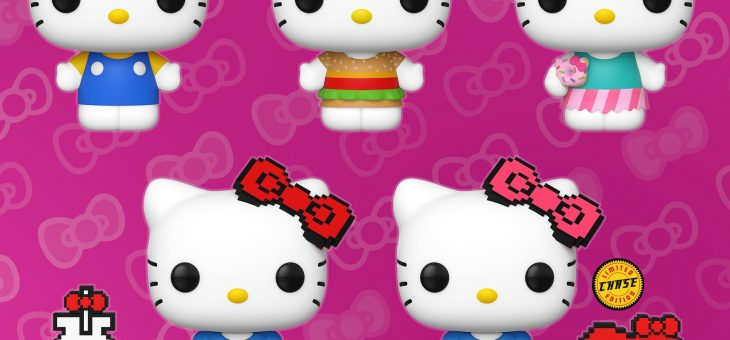 Funko: Pop! Sanrio – Hello Kitty