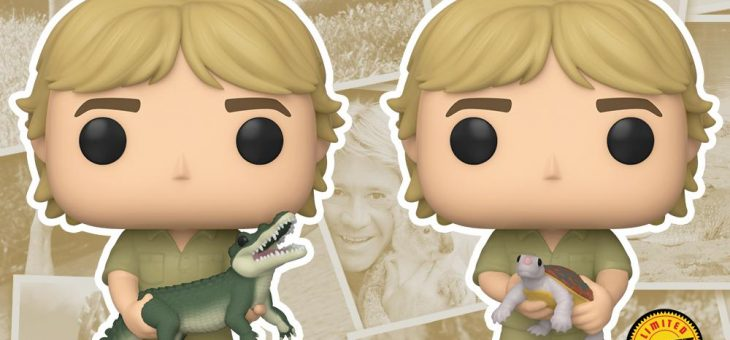 Pop! TV: Crocodile Hunter—Steve Irwin with Chase