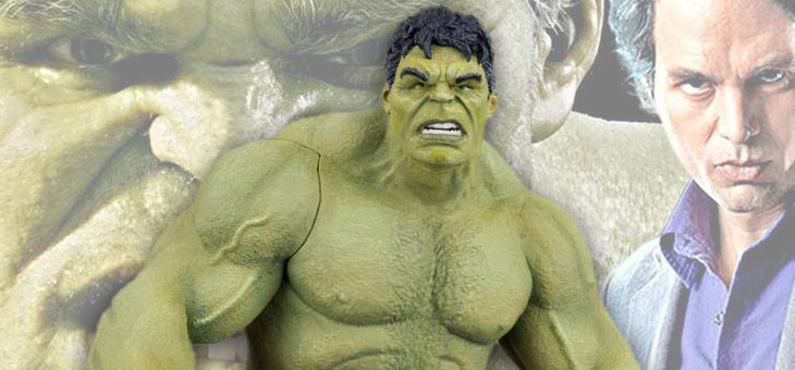 Marvel Movie Collection MEGA Statue Hulk Special 36 cm