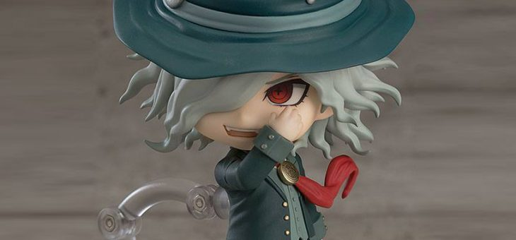 Fate/Grand Order Nendoroid Action Figure Avenger/King of the Cavern Edmond Dantès 10 cm