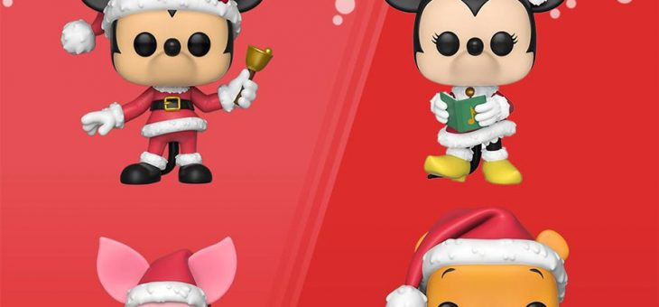 Funko:  Pop! Disney: Holiday